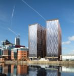 Erie Basin development Salford Quays