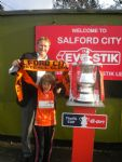 FA CUP COMES TO SALFORD
