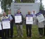 Salford UNISON challenges Irlam and Cadishead academy conversion