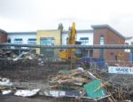 LANGWORTHY ROAD PRIMARY SCHOOL DEMOLITION