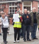 Bexley Square Salford Rallies