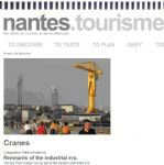 Nantes Tourism Website