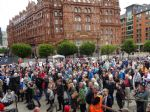 199th Anniversary of Peterloo, Manchester 2018