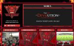 Salford Red Devils New Website and scary logo