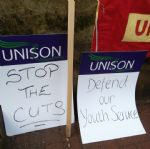 Salford Council Cuts Meeting