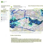 Flood Zones and the Manchester Ship Canal