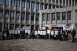 Salford Health Improvement Service Cuts Protest