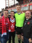 Salford Red Devils Stay Up