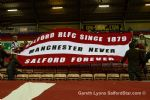 Salford Red Devils fans oppose Manchester addition