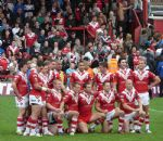 The Willows Salford Final Game