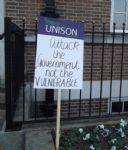 Salford City UNISON lobbies Labour councillors