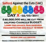 SALFORD AGAINST THE CUTS