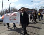 Salford Marches Against The Bedroom Tax