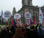 Salford Marches For The Alternative