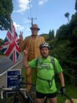 Salford4Good John O'Groats to Lands End Cycle Ride