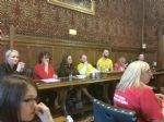 Save Salford Nurseries Campaign Hits Parliament