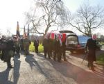 Swinton Cemetery Re-burial for Private Blears