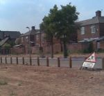 Demolition of Top Streets, Higher Broughton, Salford