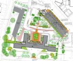 Canon Green Court Plan Salford