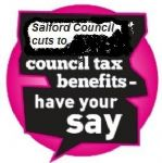 Salford Council Cuts to Council Tax Benefits