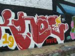 Salford Graffiti Palace Trashed