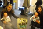 SALFORD BABY UNIT REPRIEVE