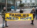 HOPE MATERNITY UNIT PROTEST
