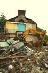 Langworthy and Seedley Terraces Demolished