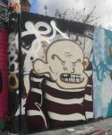 Salford Graffiti Wall