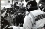 Manchester Airport Protest Camp 1991