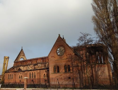 Click to view The Church of the Ascension Salford