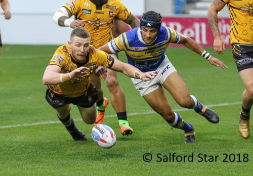 Click to view Salford Red Devils