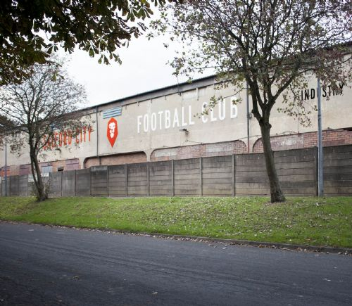 Salford City: SALFORD CITY FC CLASS OF 92 SELL OUT