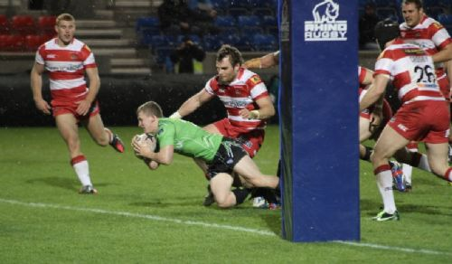 Click to view Salford Reds v Wigan Warriors