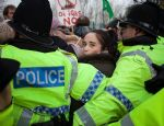 Barton Moss protests Salford